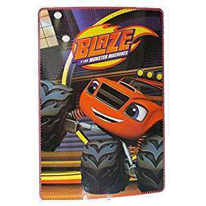 Official Nickelodeon Blaze Fleece blanket