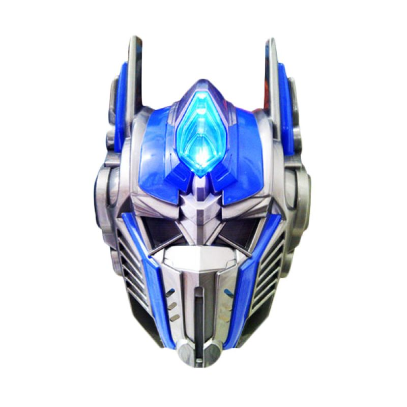OPTIMUS PRIME LED MASK WITH LIGHT UP FACE
