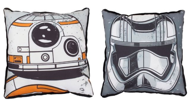 Official Star Wars Reversible Plump Cushion