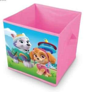 Paw Patrol Canvas Storage Box