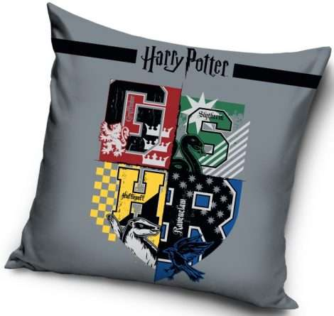 Official Harry Potter House Grey Cushion