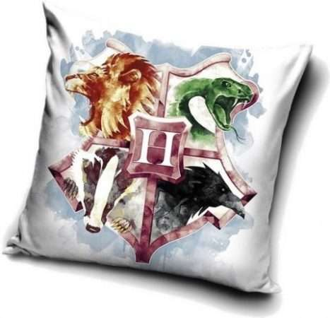 Official Harry Potter House  With Animal Design Cushion