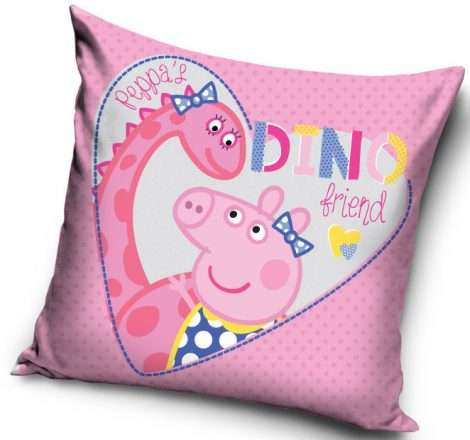 Peppa Pig And Dino Friend Cushion