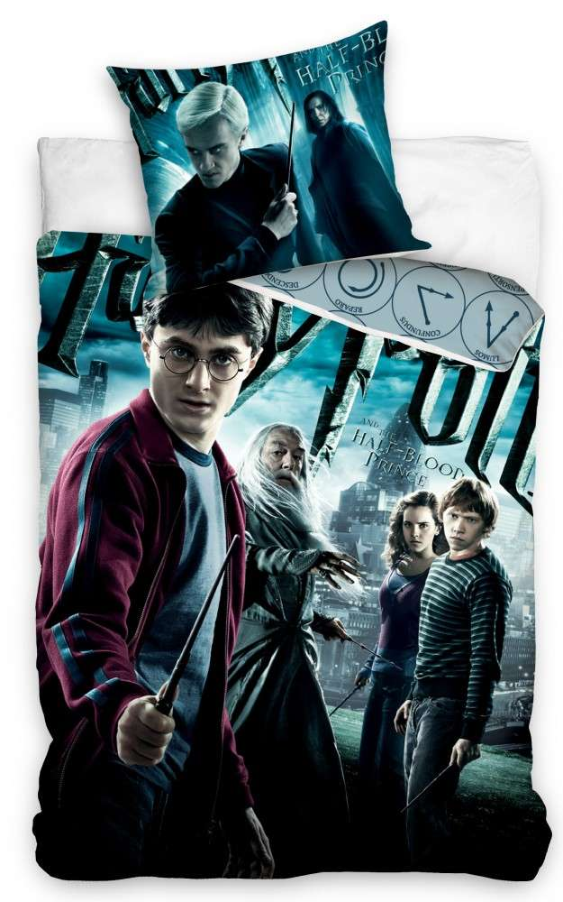 Harry Potter And The Half Blood Prince Duvet Set