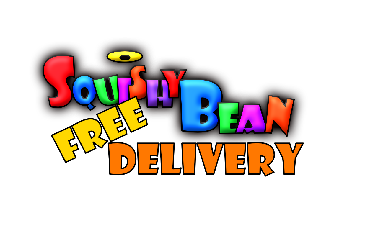SquishyBean free delivery